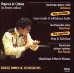 Three Double Concertos