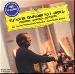 Beethoven: Symphony No. 3; Schumann: Manfred Overture