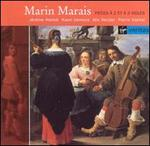Marin Marais: Pieces for Two and Three Viols