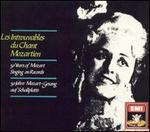 Les Introuvables Du Chant Mozartien: 50 Years of Mozart Singing on Records