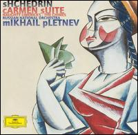 Shchedrin: Carmen Suite; Naughty Limericks; The Chimes - Russian National Orchestra; Mikhail Pletnev (conductor)