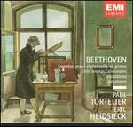 Beethoven: Cello Sonatas / Variations