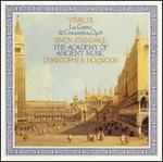 Vivaldi: La Cetra (12 Concertos, Op. 9)