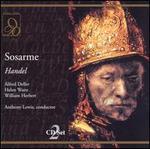 Handel-Sosarme / Deller · Ritchie · Herbert · Evans · Watts · Saint Celicia Orch. · a. Lewis