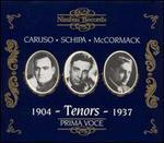 Tenors: 1904-1937