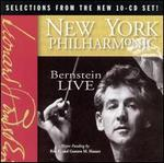 Bernstein Live with the New York Philharmonic