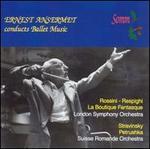 Ernest Ansermet Conducts Ballet Music