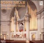 John Near: The Boston Years (1970-1985)