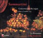 Giuseppe Sammartini: Concertos for the Organ, Op. 9