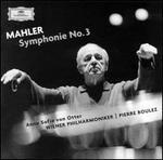 Mahler: Symphonie No. 3-Anne Sofie Von Otter / Wiener Philharmoniker / Pierre Boulez