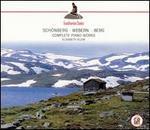 Sch�nberg, Webern, Berg: Complete Piano Works