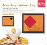 Schoenberg, Webern, Berg: Orchestral Works