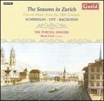 The Seasons in Zurich Choral Music From the 18th Century