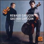 Face a face: Duos for Violin & Cello