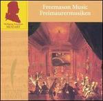 Mozart: Freemason Music