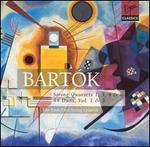 Bart=k: String Quartets 1, 3, 4 & 6; 44 Duos, Vol. 1 & 3