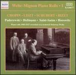 Welte-Mignon Piano Rolls, 1905-1927