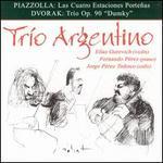 """Piazzolla: Las Cuatro Estaciones Porte�as; Dvorak: Trfo Op. 90 """"Dumky"""""""