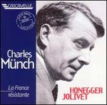 Charles Mnnch conducts Honegger, Jolivet