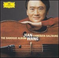 The Baroque Album - Jian Wang (cello); Salzburg Camerata