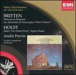 Britten & Holst: Orchestral Works
