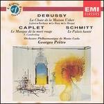 Georges Pr�tre Conducts Debussy, Caplet & Schmitt