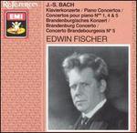 Bach: Piano Concertos Nos. 1, 4 & 5; Brandenburg Concerto No. 5