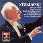 Debussy: IbTria; Three Nocturnes; Ravel: Rapsodie espagnole; Alborada del gracioso