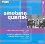 "Beethoven: String Quartet, Op. 18/1; Mozart: String Quartet, K499; Smetana: String Quartet ""From My Life"""