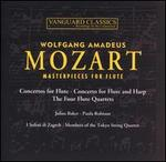 Mozart: Masterpieces for Flute
