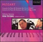 Mozart: Concerto for Piano & Orchestra No. 21; Concerto for Piano & Orchestra No. 27