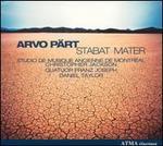 Arvo PSrt: Stabat Mater
