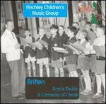Britten: Noye's Fludde; A Ceremony of Carols
