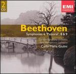 "Beethoven: Symphonies Nos. 6 ""Pastoral"", 8 & 9"