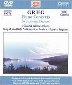 Grieg: Piano Concerto; Symphonic Dances [DVD Audio]