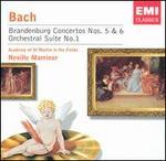 Bach: Brandenburg Concertos Nos. 5 & 6; Orchestral Suite No. 1