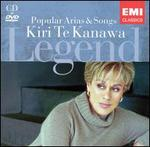 Popular Arias and Songs [Includes DVD: Rare Performance of Kiri on Film]