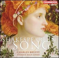 Shakespeare in Song  - Carol Platt (soprano); Cassandra Ewer (soprano); Jacob W. Herbert (baritone); Laura Inman (soprano); Robert Comeaux (tenor);...