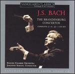 J.S. Bach: The Brandenburg Concertos  - Adrian Beers (double bass); Andrew Williams (viola); Anita Lasker (aka Anita Lasker-Wallfisch) (cello);...