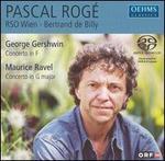 Gershwin: Concerto in F; Ravel: Concerto in G major