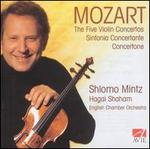Mozart: The Five Violin Concertos; Sinfonia Concertante; Concertone