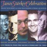 Janos Starker Celebration: Schubert & Boccherini String Quintets