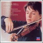 Joshua Bell. Kreisler, Brahms, Paganini, Sarasate, Wieniawski