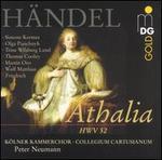 H�ndel: Athalia, HWV 52
