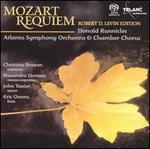 Mozart: Requiem - Christine Brewer (soprano); Eric Owens (bass); John Tessier (tenor); Ruxandra Donose (mezzo-soprano);...