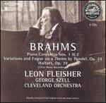 Leon Fleisher Plays Brahms
