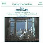 Brouwer: Guitar Music, Vol. 2