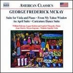 George Frederick McKay: Chamber Music