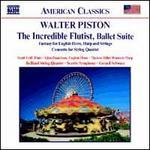 Walter Piston: The Incredible Flutist