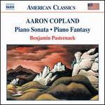 Copland: Piano Sonata; Piano Fantasy